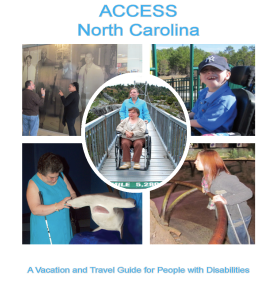 Cover of ACCESS NC Guidebook